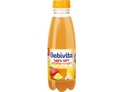 Bebivita 100% ovocná šťáva s vitaminem C 500ml