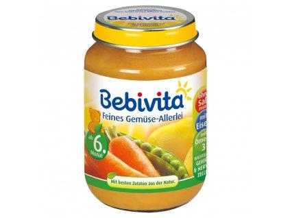 753 2 bebivita jemna zeleninova smes 190g