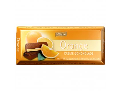 3998 bohme cokolada s prirodni pomerancovou naplni 100g