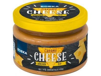 EDEKA Dip Jemně pikantní sýrová omáčka 245 ml