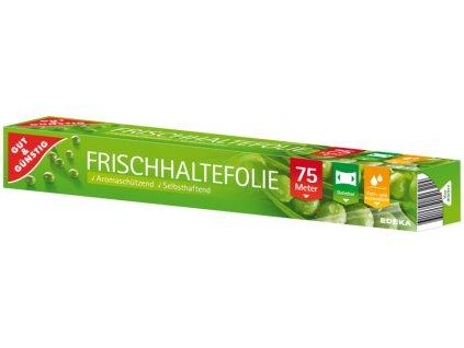 2137 g g potravinarska folie 75m