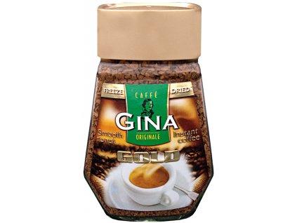 Gina Instantní káva Gina Gold 100g