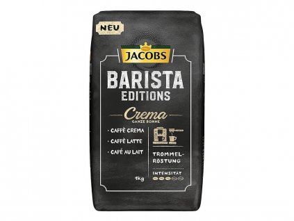 6042 jacobs barista caffe crema zrnkova kava 1kg