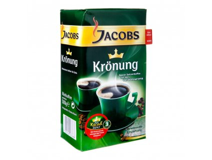 1222 jacobs kronung prazena kava mleta 500 g