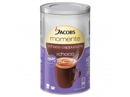 Jacobs Momente čokoládové Cappuccino 500g