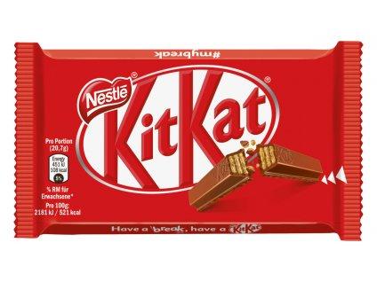 KitKat Singles oplatky v mléčné čokoládě 41,5g
