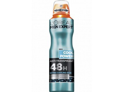1259 l oreal men expert cool power antiperspirant 150ml