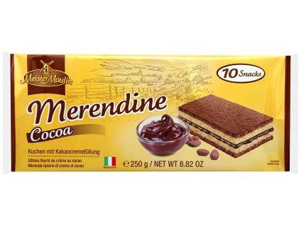 Meister Dortové řezy s kakaovým krémem 250g