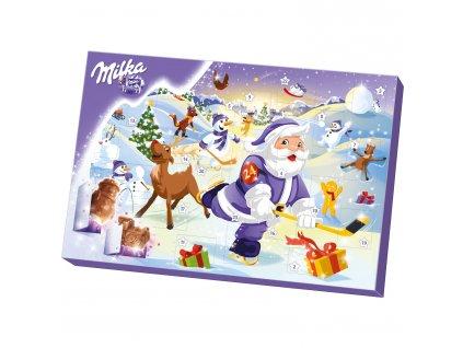Milka adventní kalendář 200g