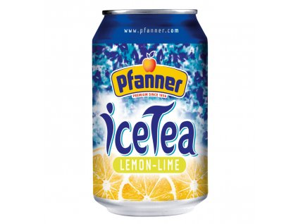Pfanner Eistee ledový čaj Lemon 0,33l