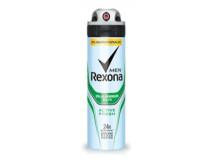 204 rexona men active fresh deospray 150 ml