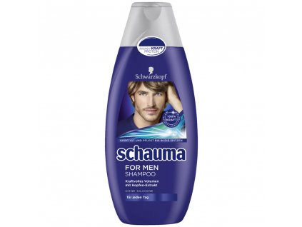 627 2 schauma for men sampon 400 ml