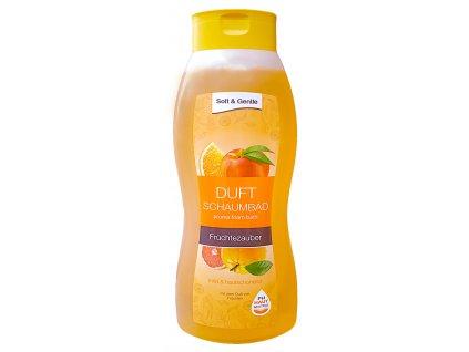Soft & Gentle Pěna do koupele kouzlo ovoce 1l