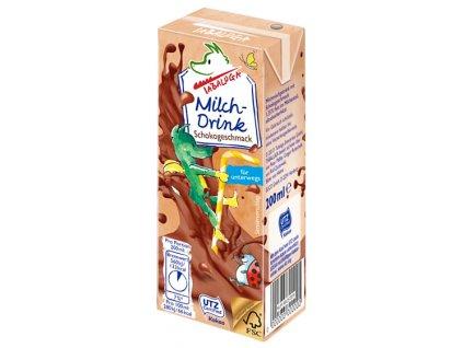 Tabaluga Čokoládový mléčný nápoj 200 ml