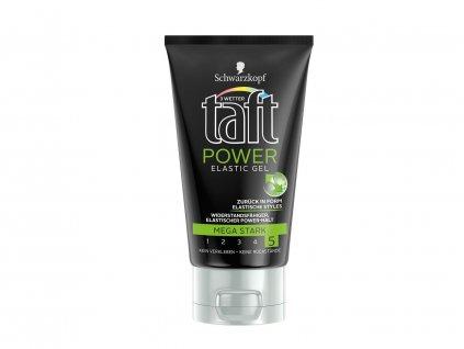573 2 taft gel power elastic gel na vlasy silna fixace 150 ml