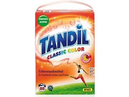 Tandil prací prášek na barevné prádlo 80 dávek, 5,2kg