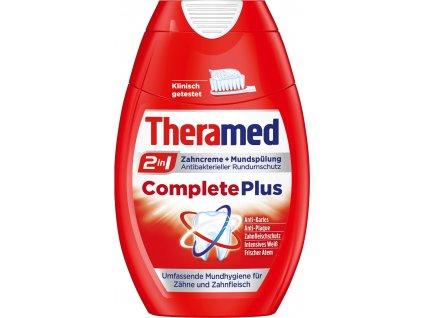 1059 2 theramed 2in1 completeplus zubni pasta ustni voda 75 ml