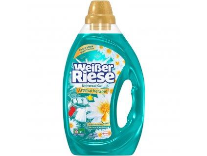 Weisser Riese Bali Lotus & Bílý leknín gel na praní, 20 PD