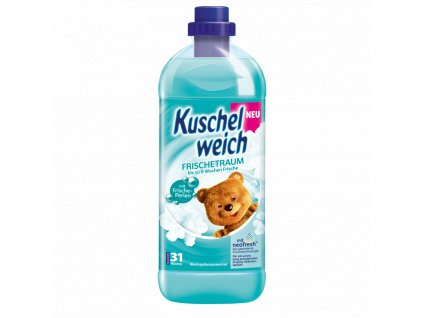 Kuschelweich aviváž FRISCHETRAUM 1 l, 31 PD