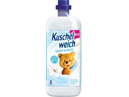 Kuschelweich aviváž Sanft mild 990 ml, 31 PD
