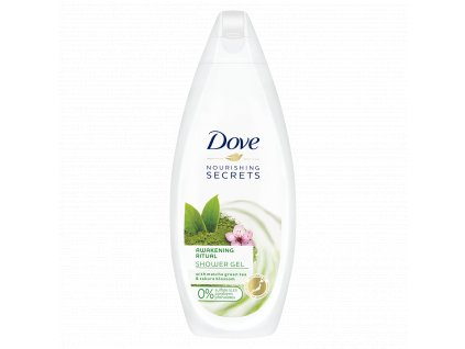 Dove Matcha Tea & Sakura Blossom sprchový gel 250 ml