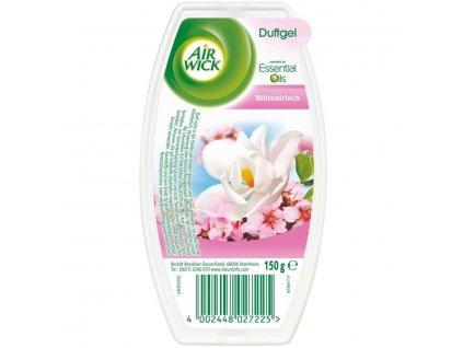 AIR WICK gelový osvěžovač vzduchu Vůně květů 150g