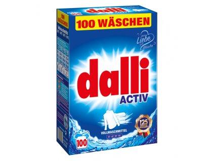 Dalli Activ Univerzální prací prášek 100 dávek, 6,5 Kg
