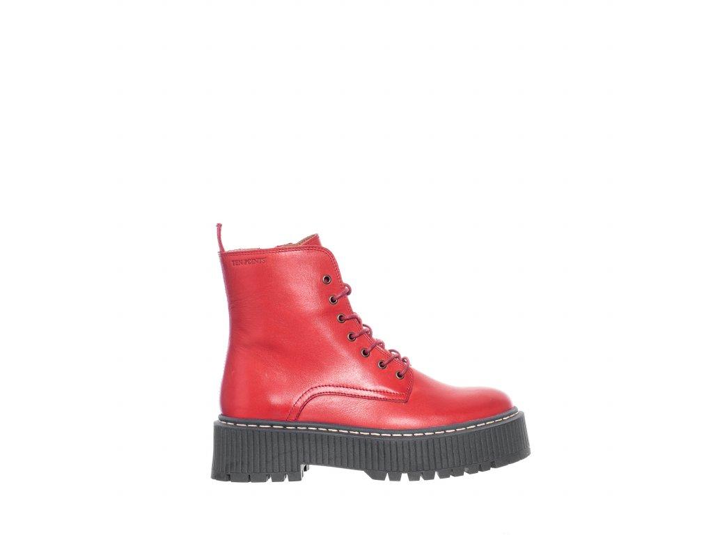 Obuv Ten Points Alina TP 60162 (838) (Color 838 ruby red, Sizerun 38-41/8-880)