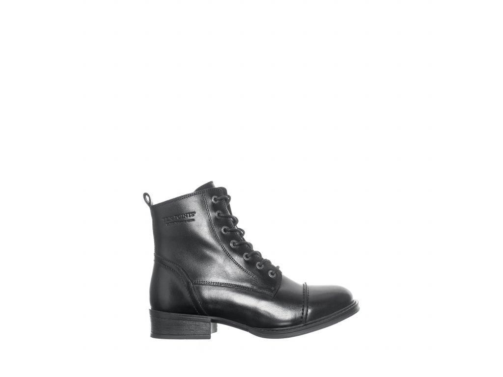 Obuv Ten Points Pandora TP 60166 (101) (Color 101 black, Sizerun 38-42/8-995)