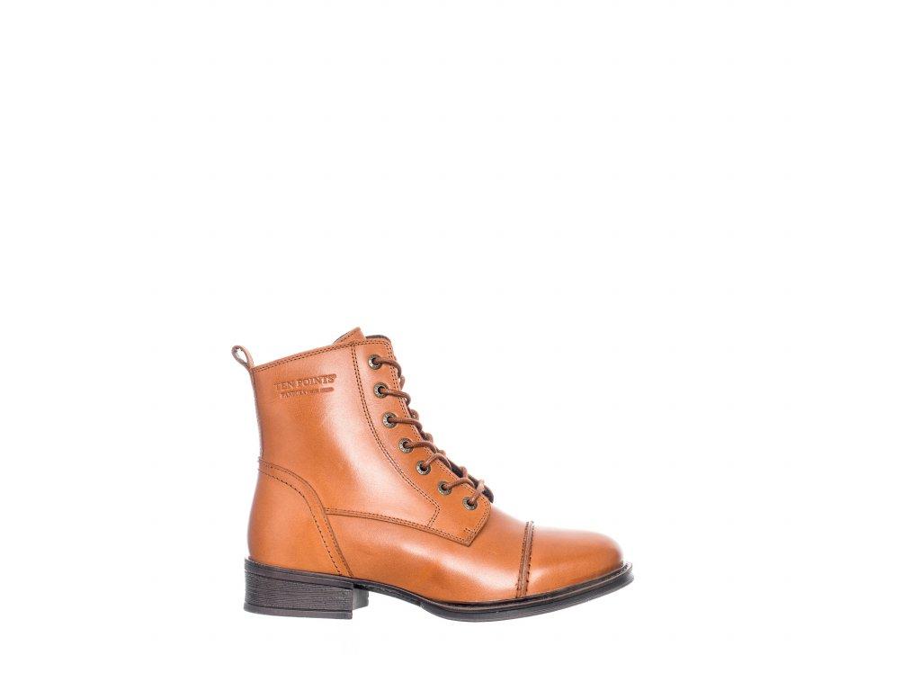 Obuv Ten Points Pandora TP 60166 (319) (Color 319 cognac, Sizerun 38-42/8-995)