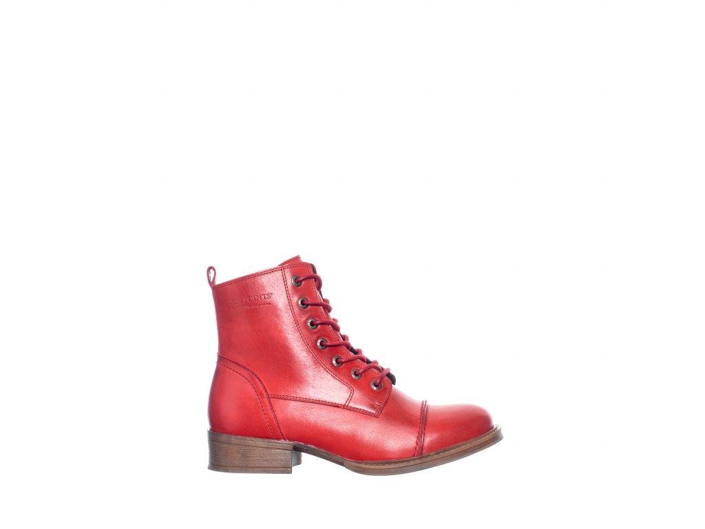 Obuv Ten Points Pandora TP 60166 (838) (Color 838 ruby red, Sizerun 38-42/8-995)