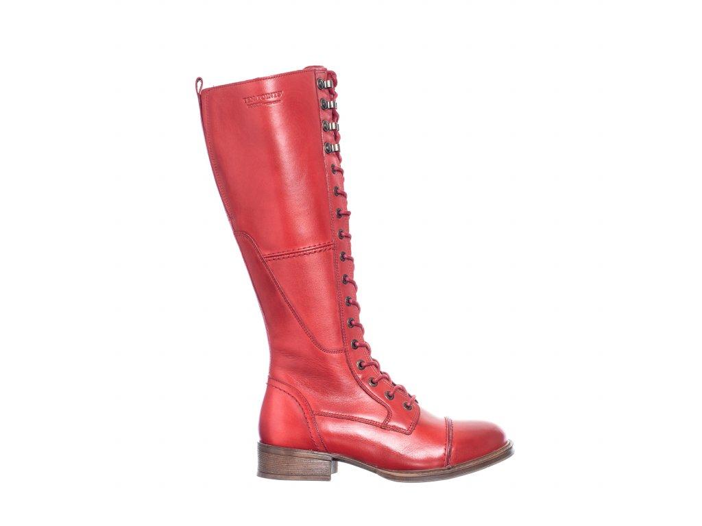 Obuv Ten Points Pandora TP 60167 (838) (Color 838 ruby red, Sizerun 38-42/8-995)