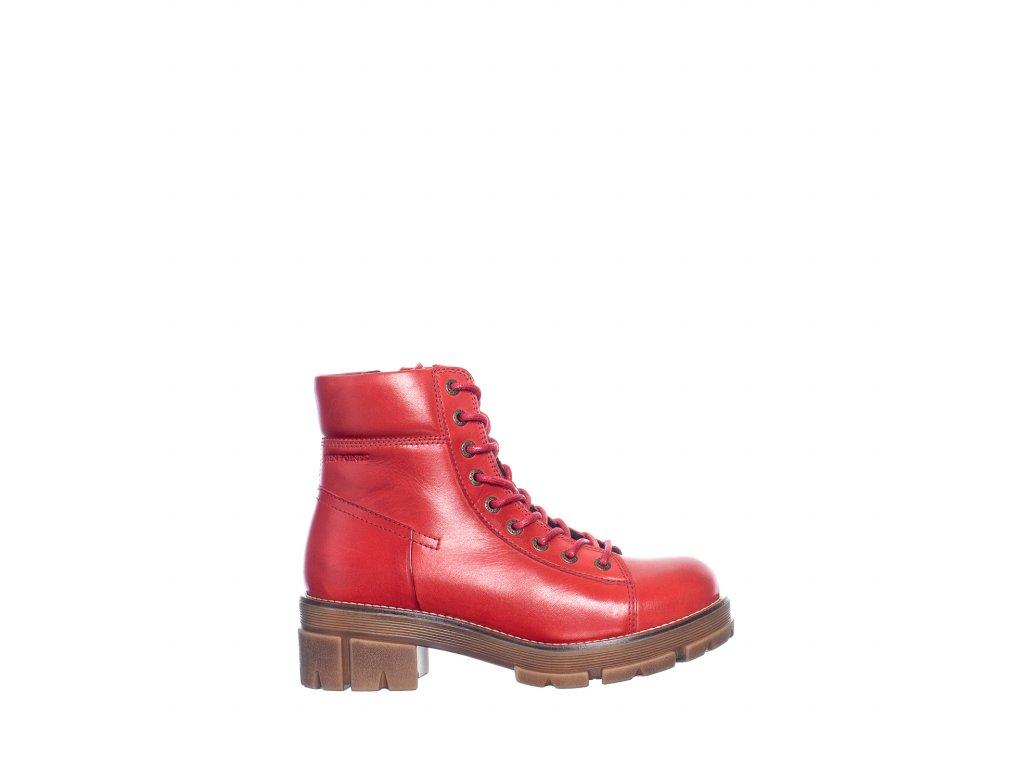 Obuv Ten Points Cecilia TP 60175 (838) (Color 838 ruby red, Sizerun 38-42/8-995)