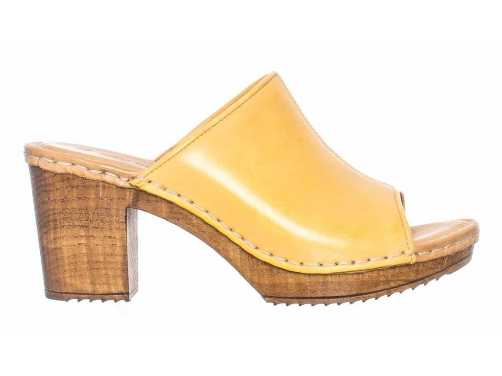 Obuv Ten Points Amelia TP 60258 (601) (Color 601 yellow, Sizerun 36-41/6-677)
