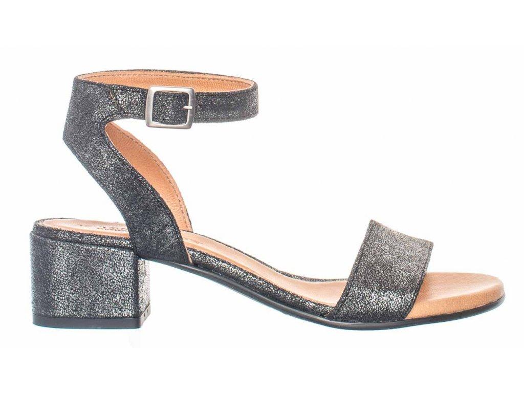 Obuv Ten Points Bonnie TP 60242 (114) (Color 114 black metallic, Sizerun 36-41/6-677)