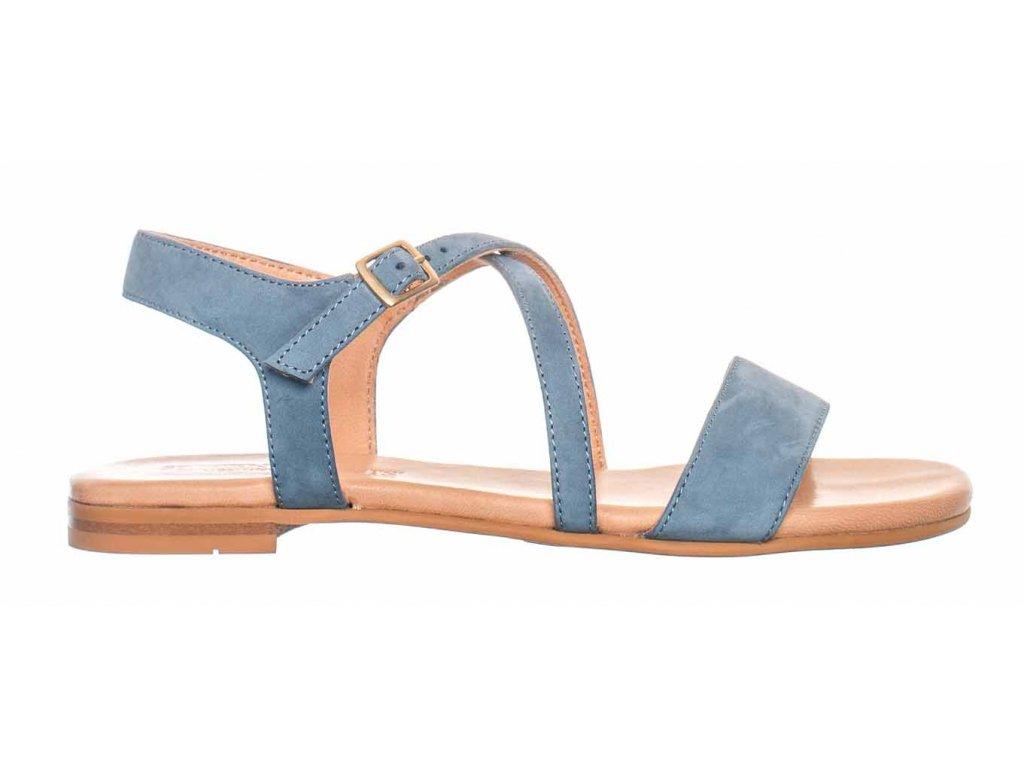 Obuv Ten Points Marianne TP 60244 (723) (Color 723 jeans, Sizerun 38-41/8-880)