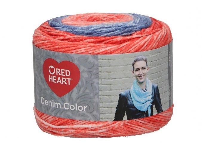 Příze Denim Color