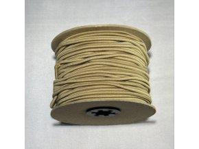 Pruženky kloboukové 3mm/1m
