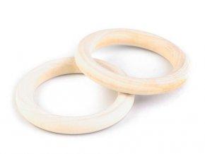 Dřevěný kroužek O 48mm