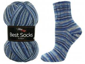 Best Socks 6-fach