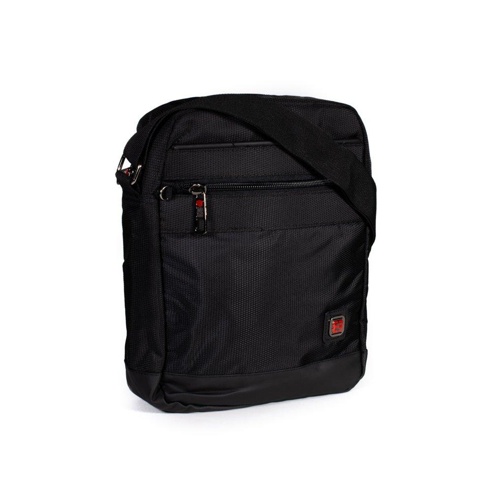 Sportovní taška přes rameno Enrico Benetti 47202 černá