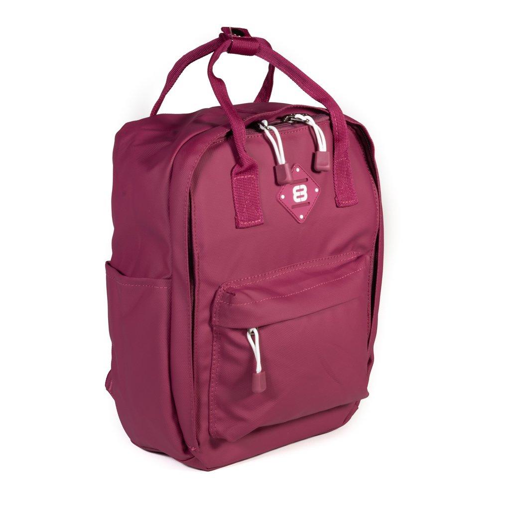 Malý sportovní dámský batoh Enrico Benetti Activa- vínový