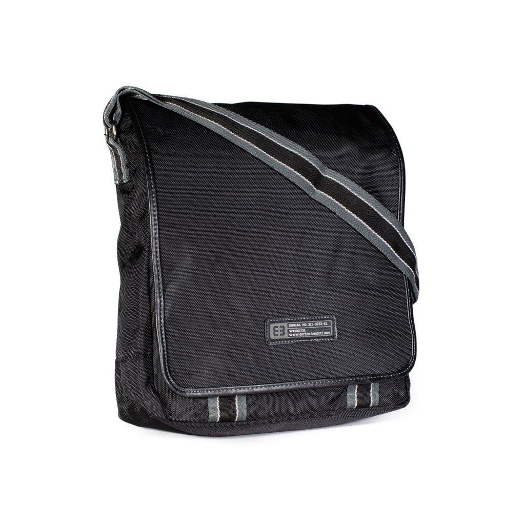 Pánská taška přes rameno Enrico Benetti 54472 černá
