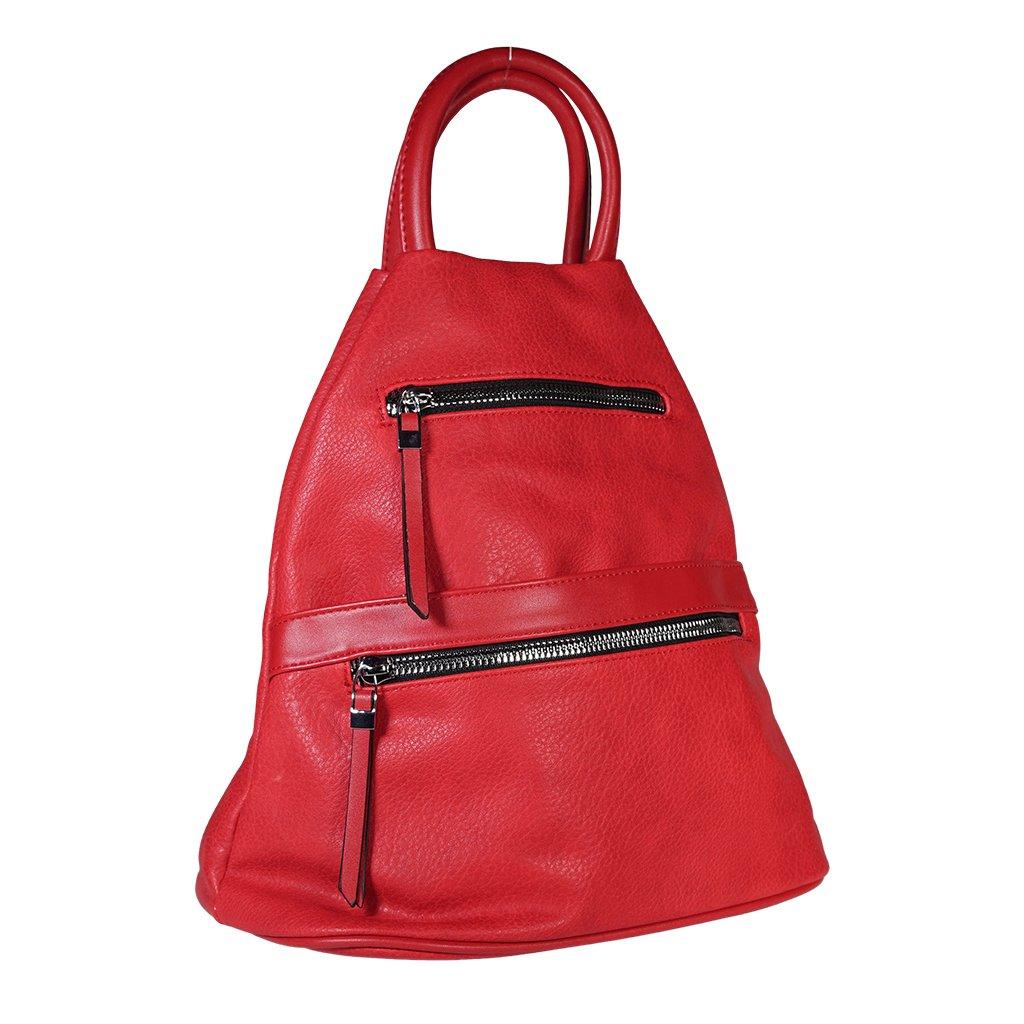 Dámský batoh i do ruky Miramare - červený