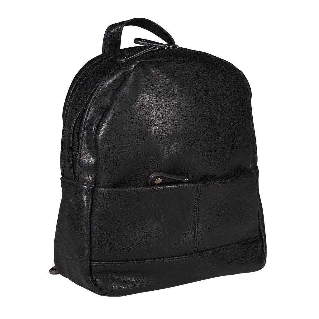 Menší dámský batůžek Frederica - černý