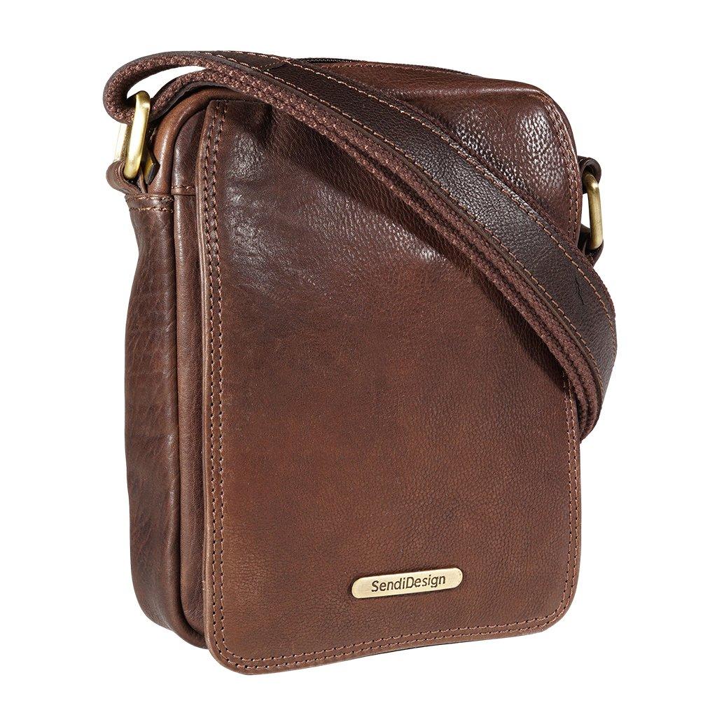 panska kozena taska ct52006 hneda