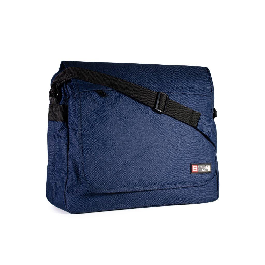 Pánská taška na notebook 54122 modrá