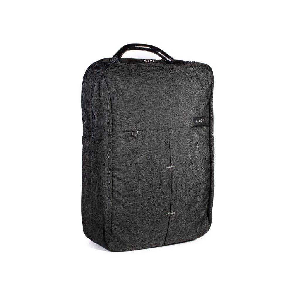 Pánský batoh na notebook Enrico Benetti 47158 šedý