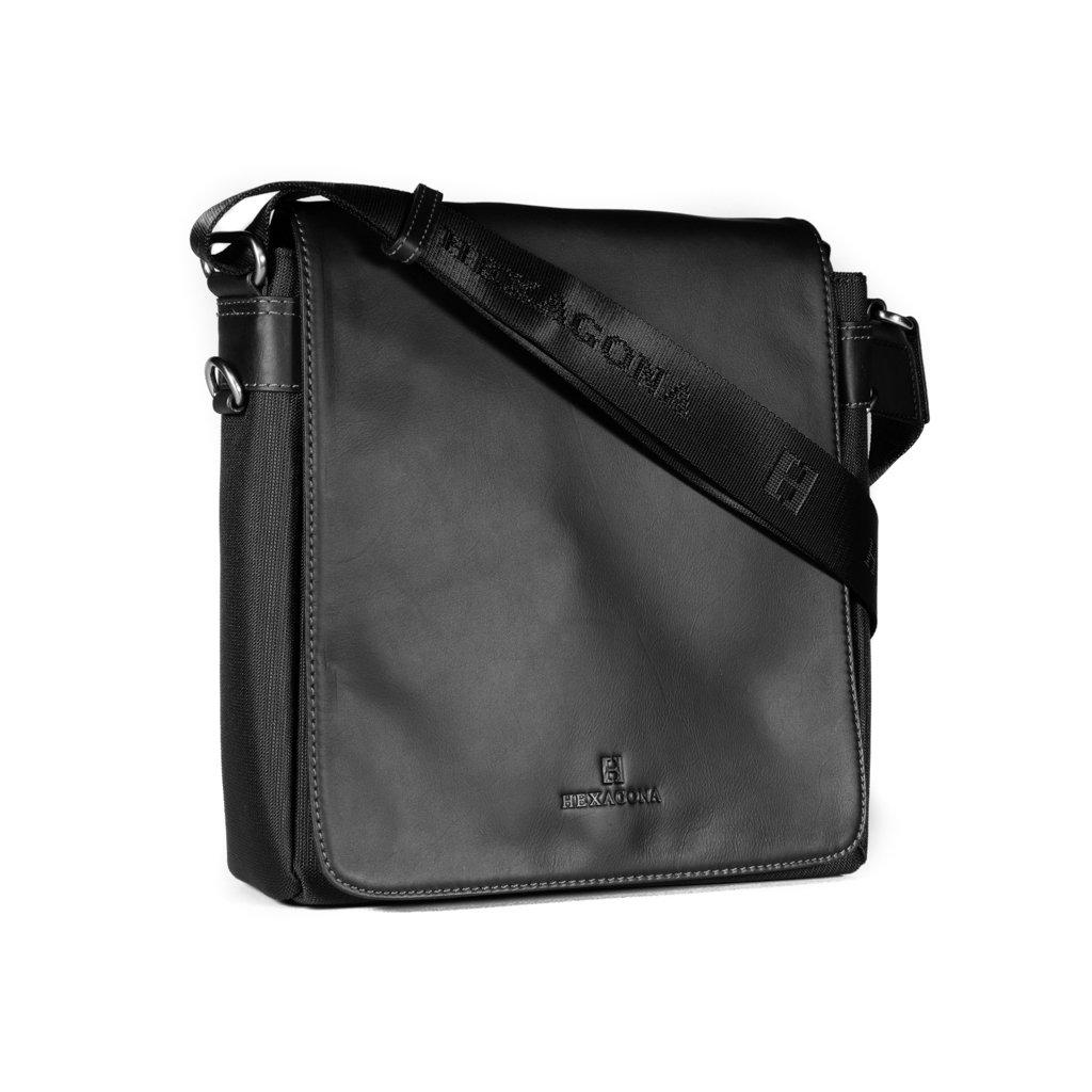 Pánská taška přes rameno Hexagona 299156 černá