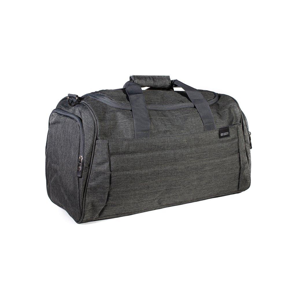Cestovní taška Enrico Benneti 47177 šedá